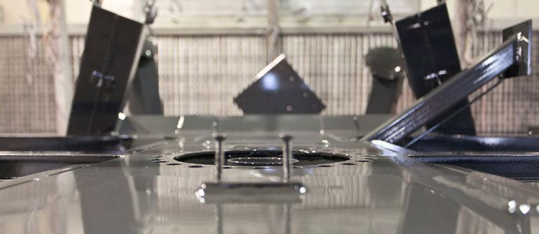 Verniciatura metalli Kerasteel img 1